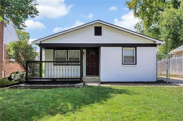 3524 S Pennsylvania Street, Indianapolis, IN 46227 (MLS #21812387) :: Ferris Property Group