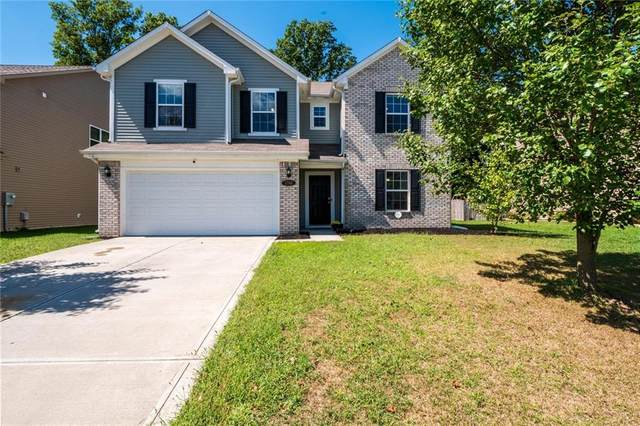 1788 Silverton Drive, Avon, IN 46123 (MLS #21812396) :: Mike Price Realty Team - RE/MAX Centerstone