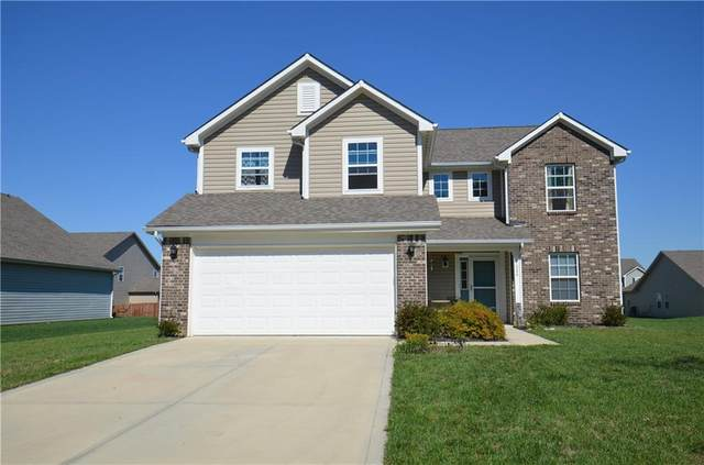 1089 W Jade Drive, Fortville, IN 46040 (MLS #21812408) :: Dean Wagner Realtors