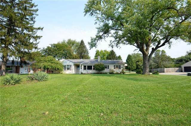 3704 Westfield Drive, Anderson, IN 46011 (MLS #21812410) :: RE/MAX Legacy