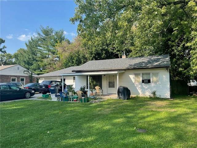 3228 N Campbell Avenue, Indianapolis, IN 46218 (MLS #21812412) :: Pennington Realty Team