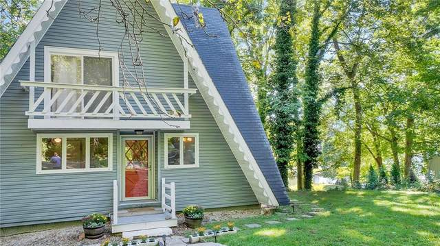 1973 Oak Knoll Court, Martinsville, IN 46151 (MLS #21812417) :: Mike Price Realty Team - RE/MAX Centerstone