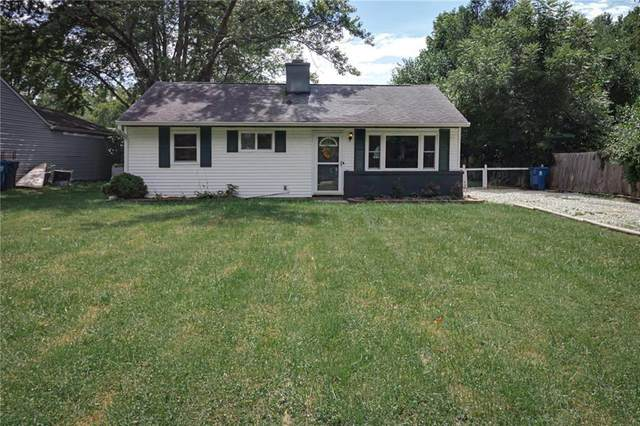 1817 E 75TH Place, Indianapolis, IN 46240 (MLS #21812431) :: Heard Real Estate Team | eXp Realty, LLC