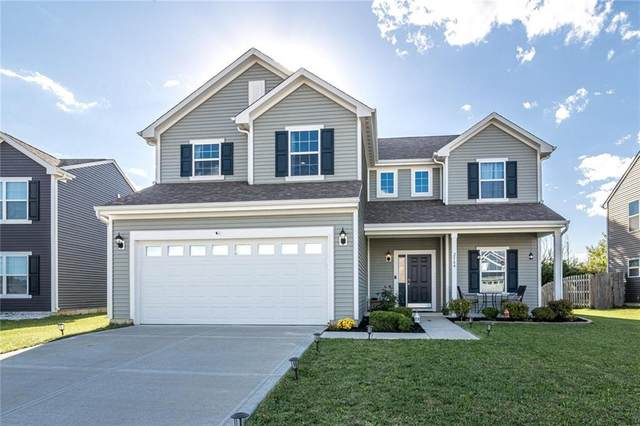 2564 Sungold Trail, Greenwood, IN 46143 (MLS #21812467) :: Mike Price Realty Team - RE/MAX Centerstone
