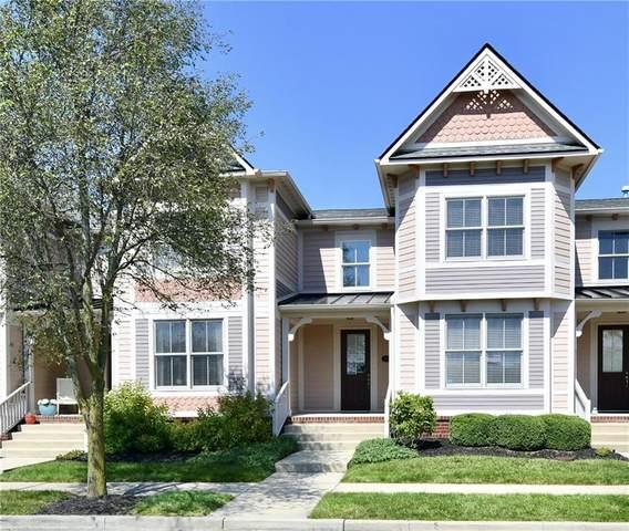 2616 Alcott Street, Carmel, IN 46032 (MLS #21812474) :: Richwine Elite Group