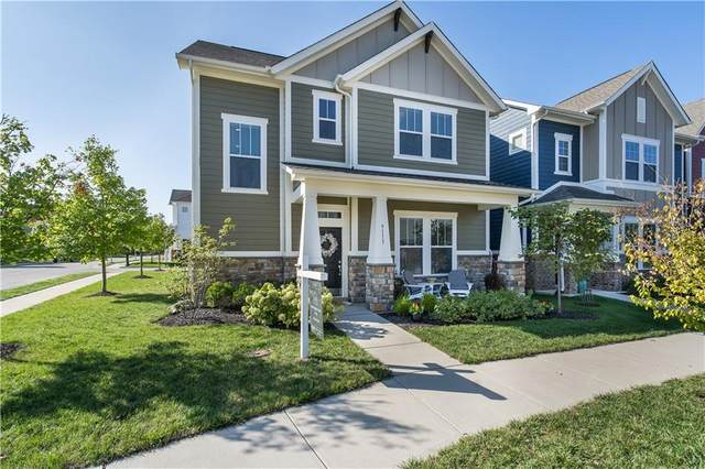 9113 Rising Road, Indianapolis, IN 46216 (MLS #21812489) :: Richwine Elite Group
