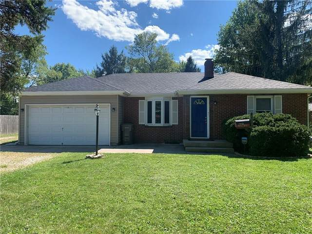 5911 E 21ST Street, Indianapolis, IN 46218 (MLS #21812504) :: Pennington Realty Team
