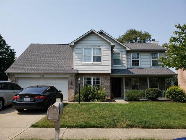 602 Jubilee Lane, Avon, IN 46123 (MLS #21812505) :: The Indy Property Source