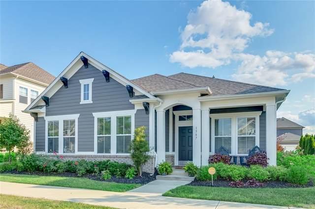 1587 Farmhouse Drive, Westfield, IN 46074 (MLS #21812529) :: Ferris Property Group