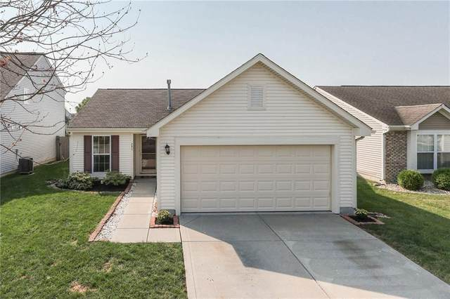 791 Tall Timber Drive, Greenwood, IN 46143 (MLS #21812531) :: Mike Price Realty Team - RE/MAX Centerstone