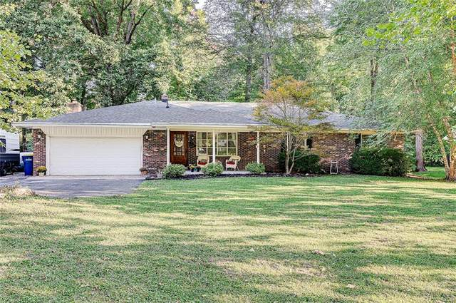 10046 Sycamore Lane, Indianapolis, IN 46239 (MLS #21812534) :: Mike Price Realty Team - RE/MAX Centerstone