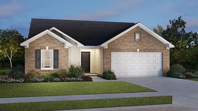 1248 Bontrager Lane, Shelbyville, IN 46176 (MLS #21812567) :: David Brenton's Team