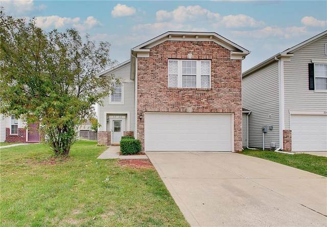 3548 Cork Bend Drive, Indianapolis, IN 46239 (MLS #21812580) :: The Evelo Team