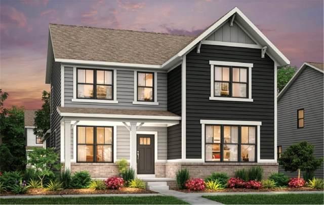 2289 W 171st Street, Westfield, IN 46074 (MLS #21812582) :: RE/MAX Legacy
