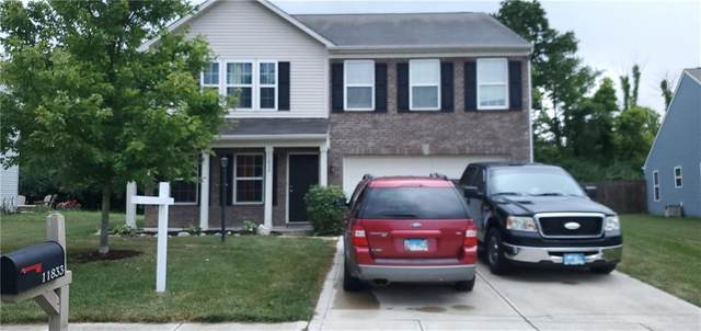 11833 Newcastle Drive, Indianapolis, IN 46235 (MLS #21812589) :: Ferris Property Group