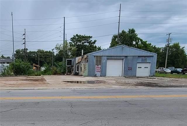1324 Main Street, Elwood, IN 46036 (MLS #21812610) :: The Evelo Team