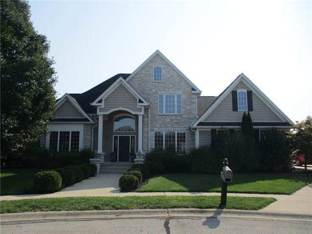 2731 Bluebell Court E, Columbus, IN 47201 (MLS #21812635) :: Ferris Property Group