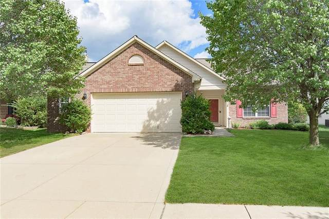11308 Seattle Slew Drive, Noblesville, IN 46060 (MLS #21812644) :: The Indy Property Source