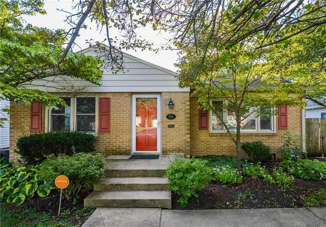 5746 Brouse Avenue, Indianapolis, IN 46220 (MLS #21812666) :: The Evelo Team
