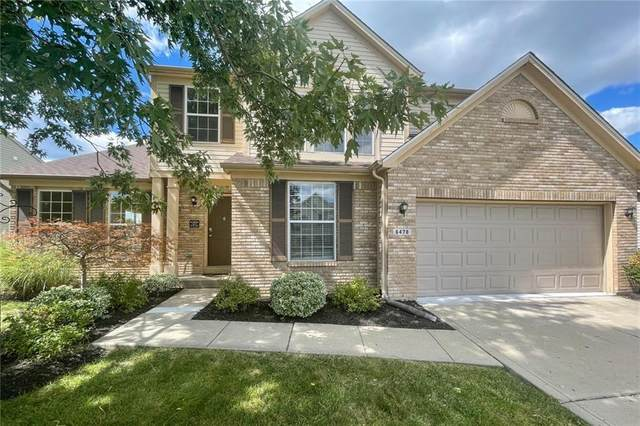 6478 Waterstone Drive, Indianapolis, IN 46268 (MLS #21812692) :: Mike Price Realty Team - RE/MAX Centerstone