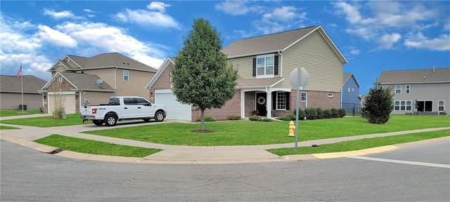 618 Albermarle Drive, Pittsboro, IN 46167 (MLS #21812703) :: The Evelo Team