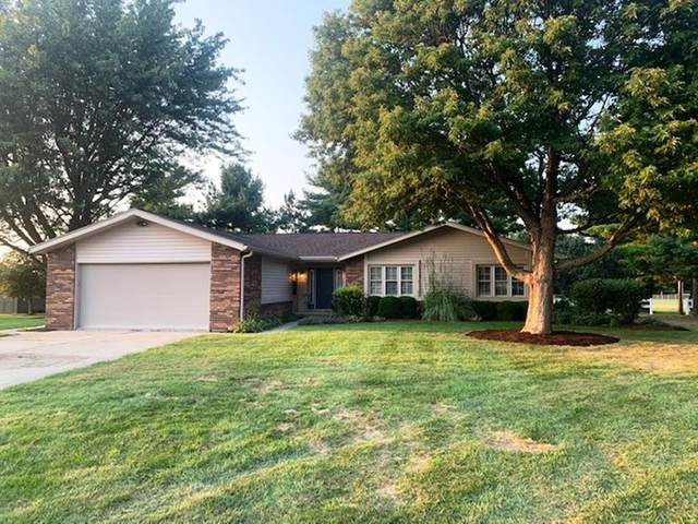 110 Dover Avenue, Tipton, IN 46072 (MLS #21812704) :: Mike Price Realty Team - RE/MAX Centerstone