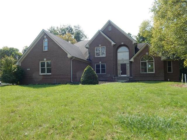 6113 Red Hawk Station, Mccordsville, IN 46055 (MLS #21812746) :: Mike Price Realty Team - RE/MAX Centerstone