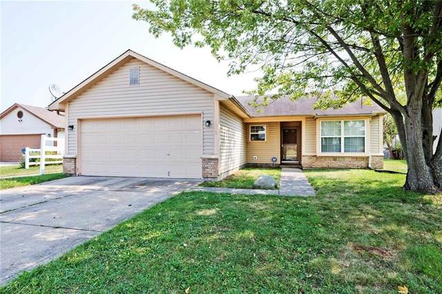 6555 Wandering Way, Indianapolis, IN 46241 (MLS #21812748) :: The Indy Property Source