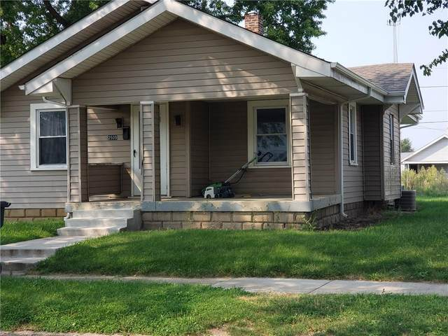 2509 Lincoln Street, Anderson, IN 46016 (MLS #21812752) :: The Indy Property Source