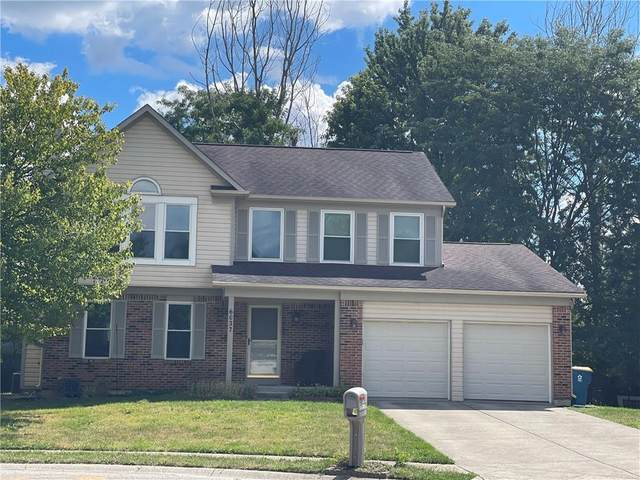 6037 Mcclellan Court, Indianapolis, IN 46254 (MLS #21812757) :: Mike Price Realty Team - RE/MAX Centerstone