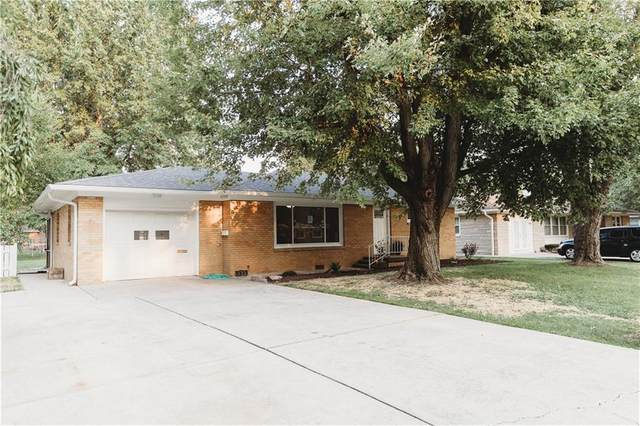 333 Lawndale Drive S, Plainfield, IN 46168 (MLS #21812780) :: Mike Price Realty Team - RE/MAX Centerstone