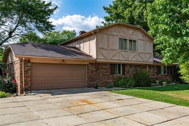 10260 N College Avenue, Indianapolis, IN 46280 (MLS #21812794) :: Mike Price Realty Team - RE/MAX Centerstone