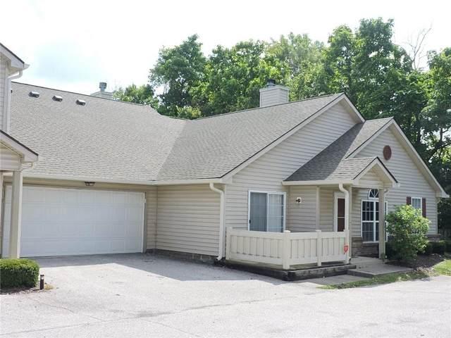 4641 Kelvington Drive, Indianapolis, IN 46254 (MLS #21812808) :: Ferris Property Group