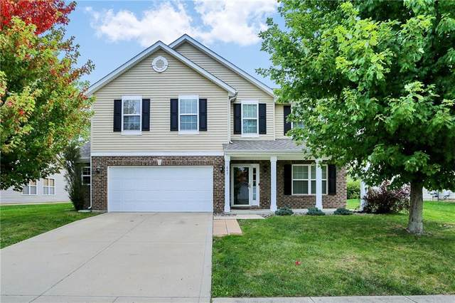 647 Sonoma Lane, Greenfield, IN 46140 (MLS #21812838) :: AR/haus Group Realty