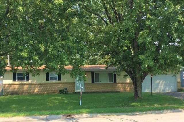 2812 S Walnut Street, Yorktown, IN 47396 (MLS #21812845) :: The ORR Home Selling Team