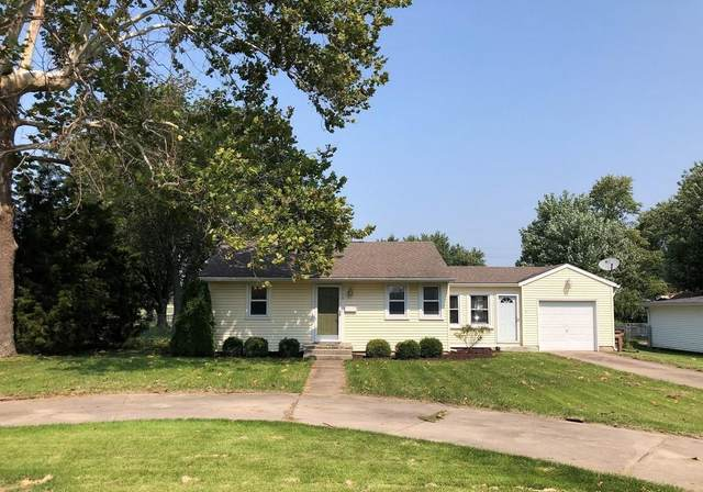 2710 22nd Street, Columbus, IN 47201 (MLS #21812850) :: The Evelo Team