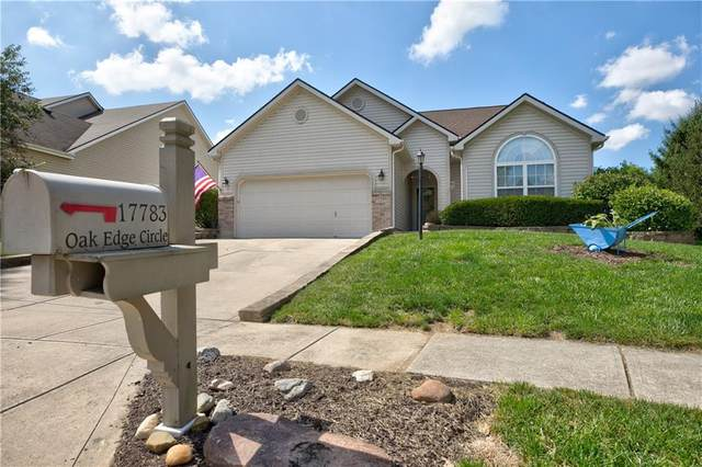17783 Oak Edge Circle, Noblesville, IN 46062 (MLS #21812855) :: Mike Price Realty Team - RE/MAX Centerstone