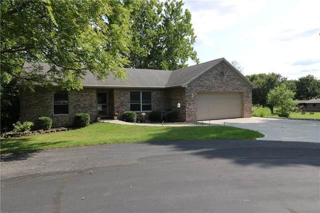 3502 W Highland Drive, Crawfordsville, IN 47933 (MLS #21812857) :: Heard Real Estate Team | eXp Realty, LLC