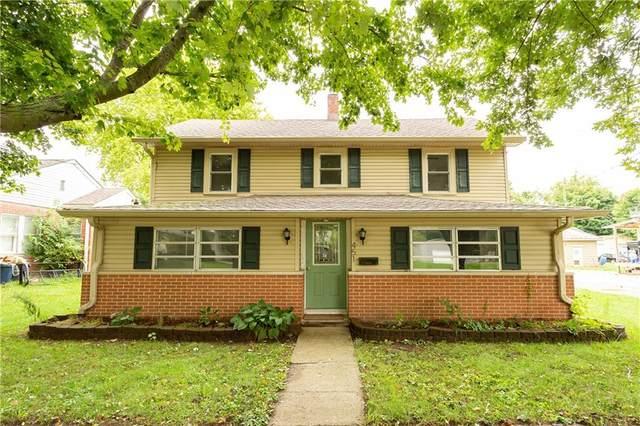 451 Franklin Street Sst, Knightstown, IN 46148 (MLS #21812862) :: Ferris Property Group