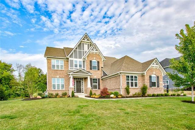 16611 Meadow Wood Drive, Noblesville, IN 46062 (MLS #21812871) :: Mike Price Realty Team - RE/MAX Centerstone