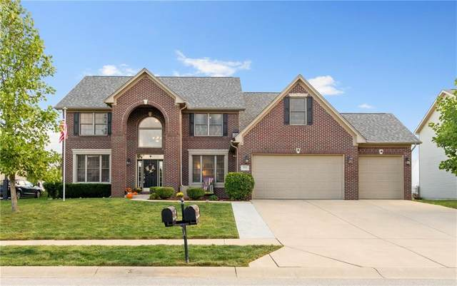 5670 Somerset Boulevard, Bargersville, IN 46106 (MLS #21812880) :: Mike Price Realty Team - RE/MAX Centerstone