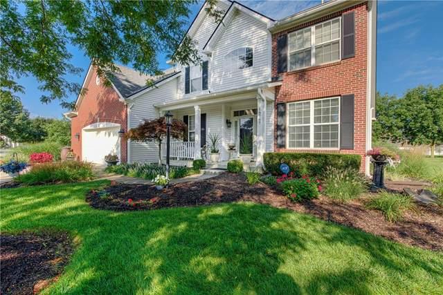 16767 Cedar Creek Lane, Noblesville, IN 46060 (MLS #21812881) :: Mike Price Realty Team - RE/MAX Centerstone