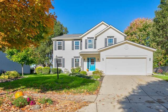 18879 Whitcomb Place, Noblesville, IN 46062 (MLS #21812887) :: Pennington Realty Team