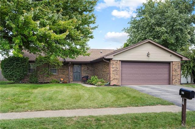 622 Colbarn Drive, Fishers, IN 46038 (MLS #21812893) :: Mike Price Realty Team - RE/MAX Centerstone