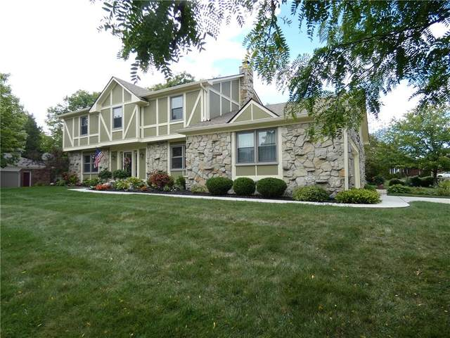 912 High Drive, Carmel, IN 46033 (MLS #21812896) :: The Indy Property Source