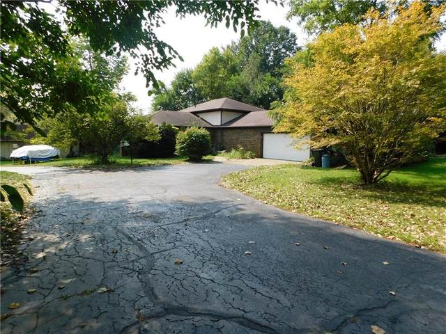 7021 W Glendale Lane, Greenfield, IN 46140 (MLS #21812903) :: Mike Price Realty Team - RE/MAX Centerstone