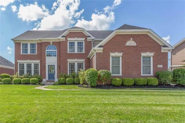 12270 Harvest Glen Boulevard, Fishers, IN 46037 (MLS #21812905) :: Heard Real Estate Team | eXp Realty, LLC