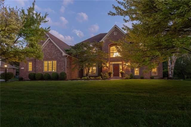 14397 Avian Way, Carmel, IN 46033 (MLS #21812921) :: Heard Real Estate Team   eXp Realty, LLC