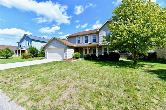 7533 Camberwood Drive, Indianapolis, IN 46268 (MLS #21812927) :: Richwine Elite Group
