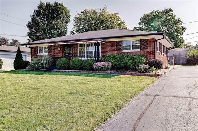1233 N Layman, Indianapolis, IN 46219 (MLS #21812967) :: Ferris Property Group